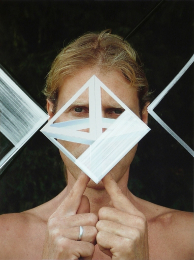 A Clearer Conception of Vision [Gizeh-studies]-2008-triptych-middle