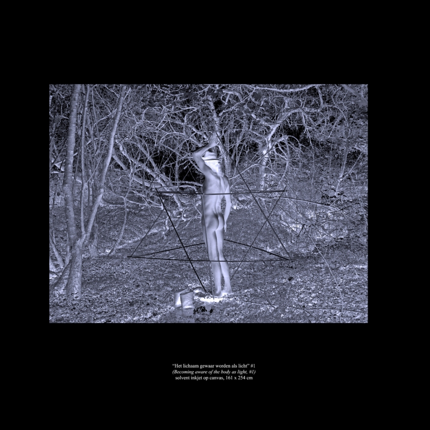 Becoming Aware Of The Body As Light-part One-2008