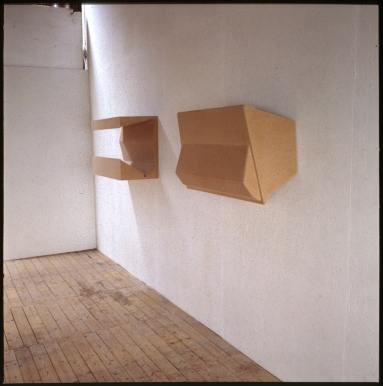 Blind Letterbox Two with Inversion-1991