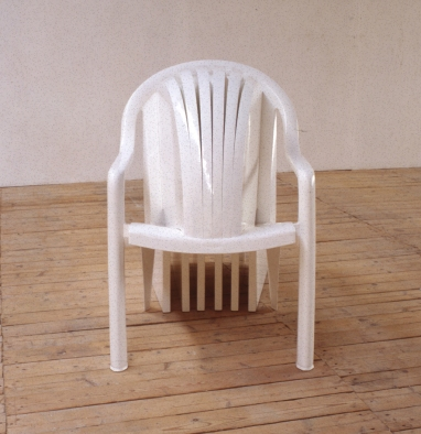 Chair Enclosed In Itself-1992 (1)