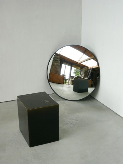 Ein Sof with convex mirror
