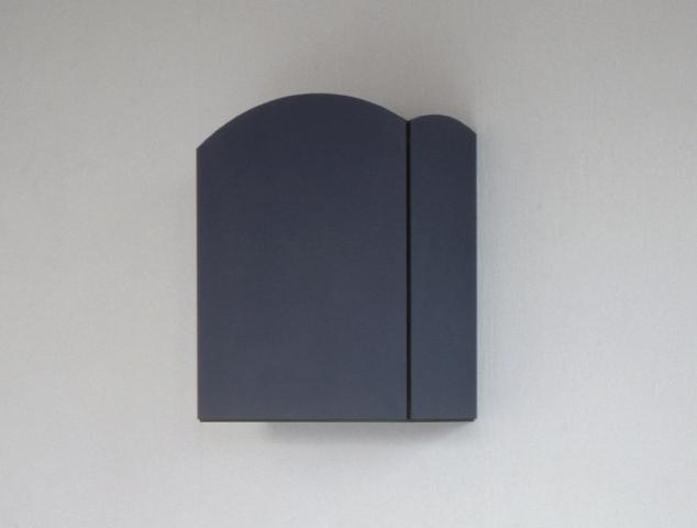 Inversed mirror 1993