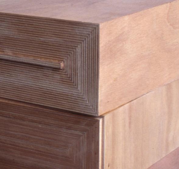 Locked drawers - detail-1990-cr