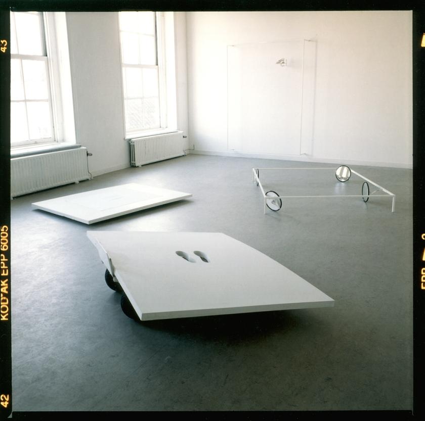 Sail Away [In-zijn Als Zodanig]-1996-exhibition view