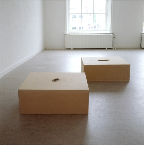 Square step - 1 and 2 [This Way Brown]-1994